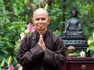 Conversazione sul cibo con Thich Nhat Hanh