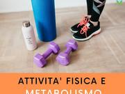 Attività fisica e metabolismo