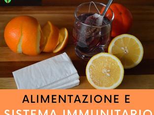 Alimentazione e sistema immunitario - parte 1