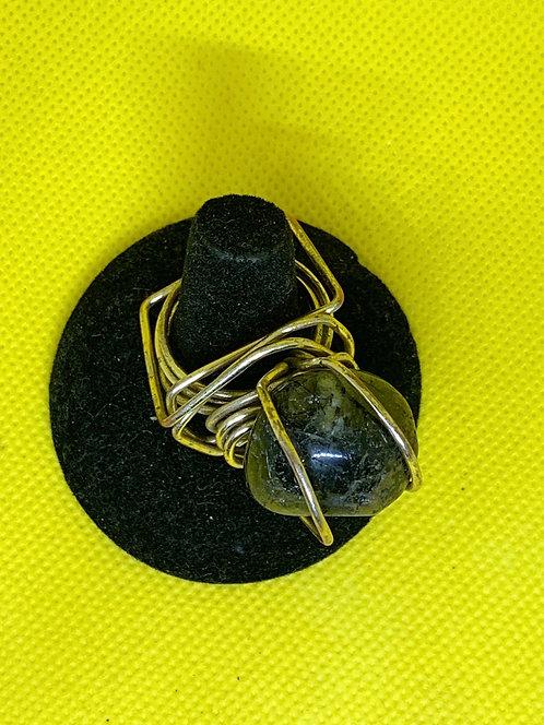 Smokey Quartz ring (size 7.5)