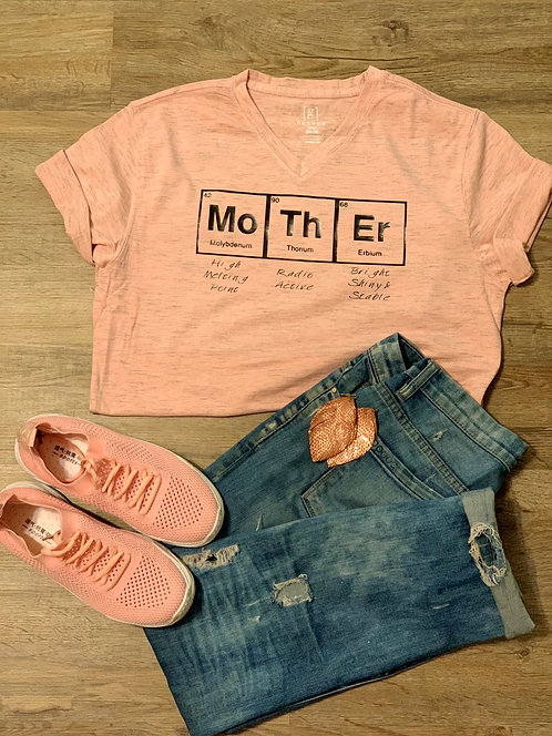 Mother elements Tee