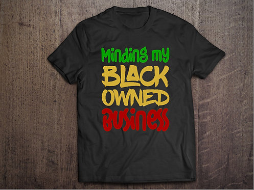 Minding my Business Tee