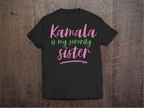 Kamala is my Sorority sister