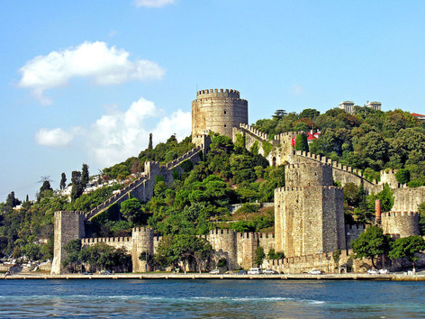 The Rumeli Fortress