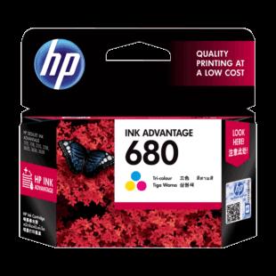 HP Ink Cartridge 680 Colour