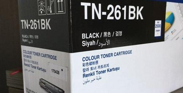 BROTHER  TN - 261BKToner Cartridge