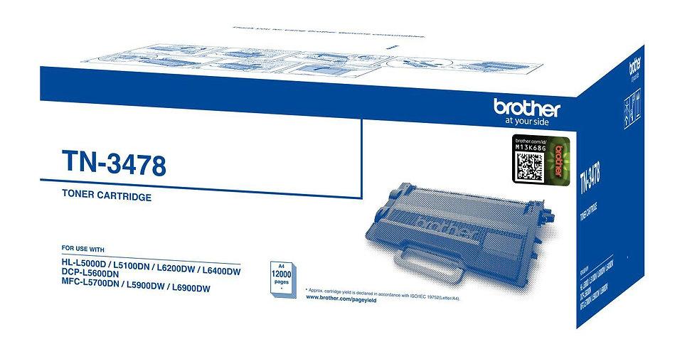 BROTHER TN- 3478 Toner Cartridge