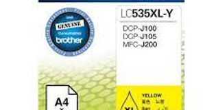 BROTHER LC535XLY - Ink Cartridge