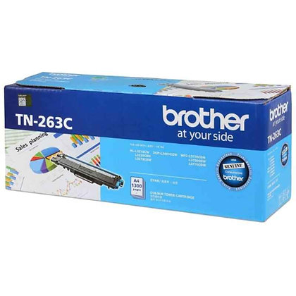 BROTHER TN- 263C Toner Cartridge