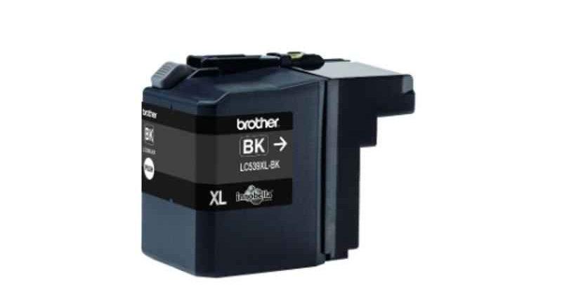 BROTHER LC539XLBK- Ink Cartridge