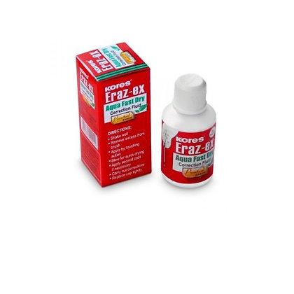 KORES- Eraz-ex, Aqua Fast DryCorrection Fluid