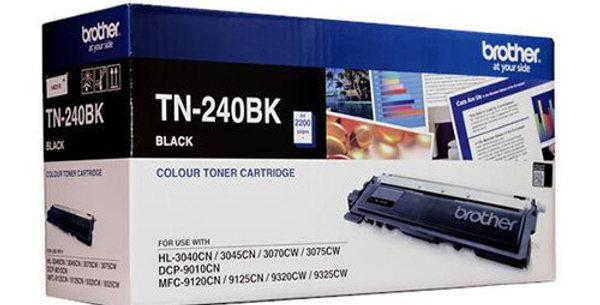 TN - 240BK - TonerCartridge (Black - Life : 2200Pages)MRP- 6,480/-
