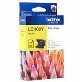 BROTHER LC400Y Ink Cartridge