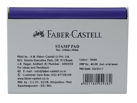 FABER- CASTELL STAMP PAD
