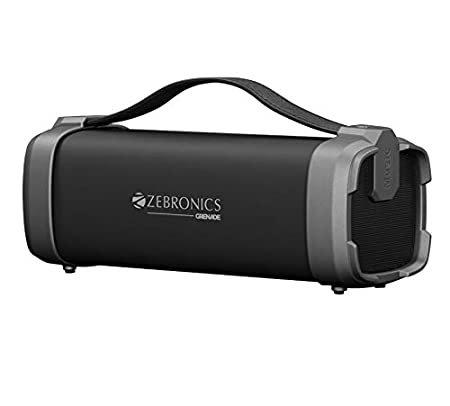 SPK- Zebronics portable bluetooth spk (Rocket),MRP- 2399