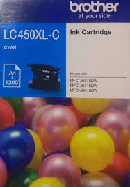BROTHER LC450XLC - Ink Cartridge