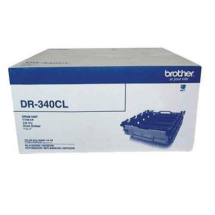 DR - 340CL - Drum cartridge (1 Black + 3 Colour Life: 2500 Pages