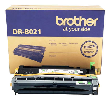 DR - B021, Drum Cartridge(LIFE: 12000 Pages),MRP - 1990/-