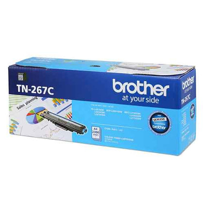 BROTHER TN- 267C Toner Cartridge