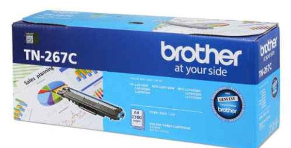 BROTHER TN- 267C Toner Cartridge