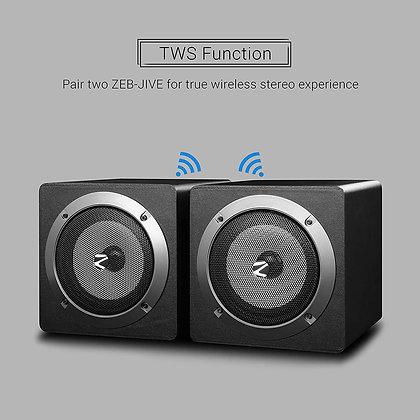 SPK- Zebronics portable bluetooth spk- (JIVE), MRP-4499