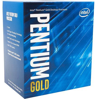Intel Pentium Gold G5400 Desktop Processor 2 Core 3.7GHz LGA1151 300 Series 54W/