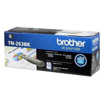 BROTHER  TN- 263BK Toner Cartridge
