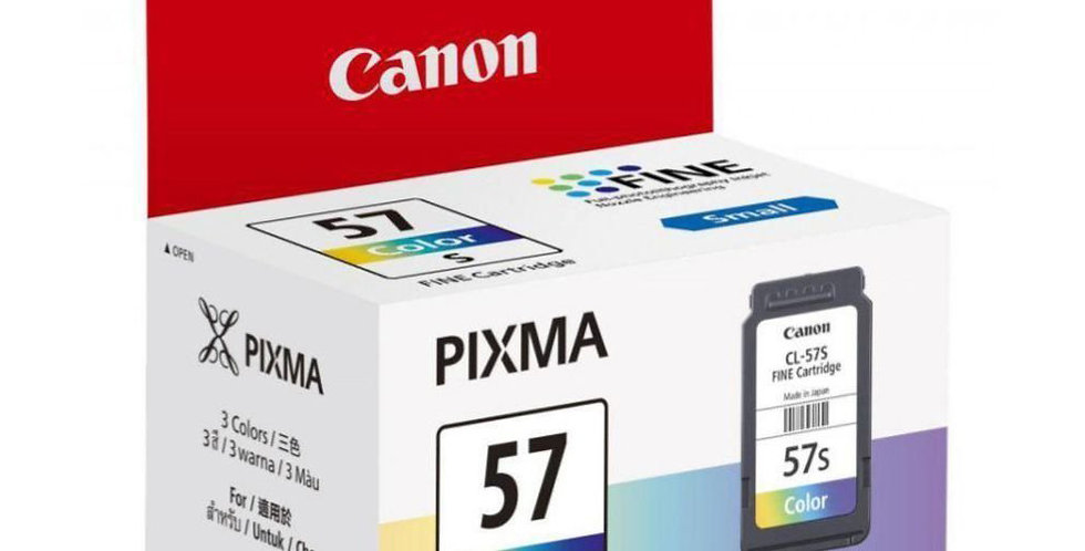 CANON CL- 57s- INK CARTRIDGE