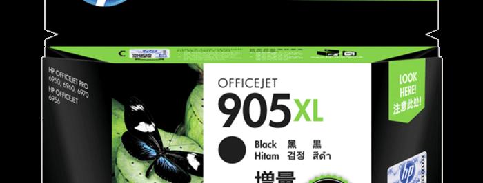 HP 905XL High Yield Original Ink Cartridge