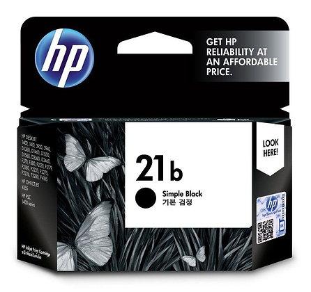 HP 21b Simple Original Ink Cartridge