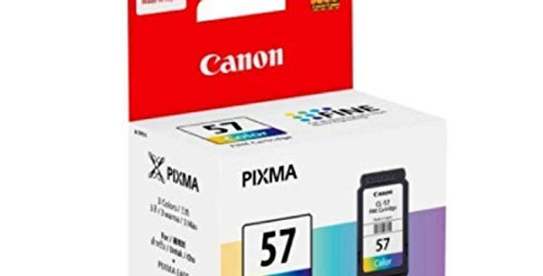 CANON- 57 INK CARTRIDGES