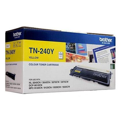 BROTHER  TN- 240Y Toner Cartridge