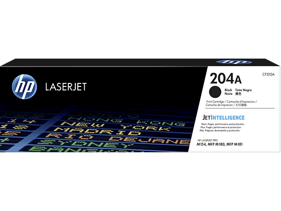 HP 204A Original LaserJet Toner Cartridge
