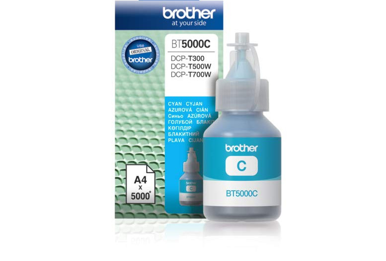 BROTHER BT5000C Ink Bottle