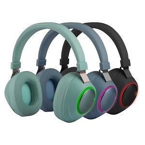 H- Zebronics Bluetooth Headphone With Mic (Duke)MRP- 1,999/-
