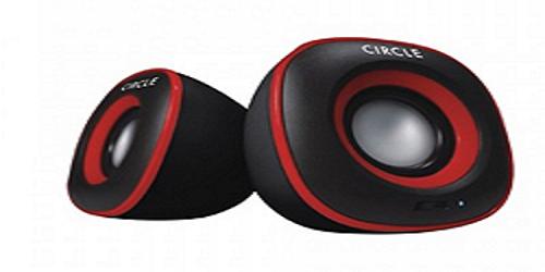 Circle Soul USB Power Speaker, MRP- 699/-