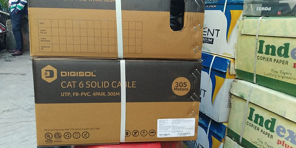 DIGISOL CAT6 Solid Cable