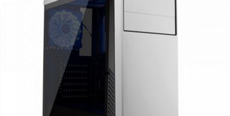 Circle Cabinet CG Eligantor White Without Power Supply, MRP- 4,950/-