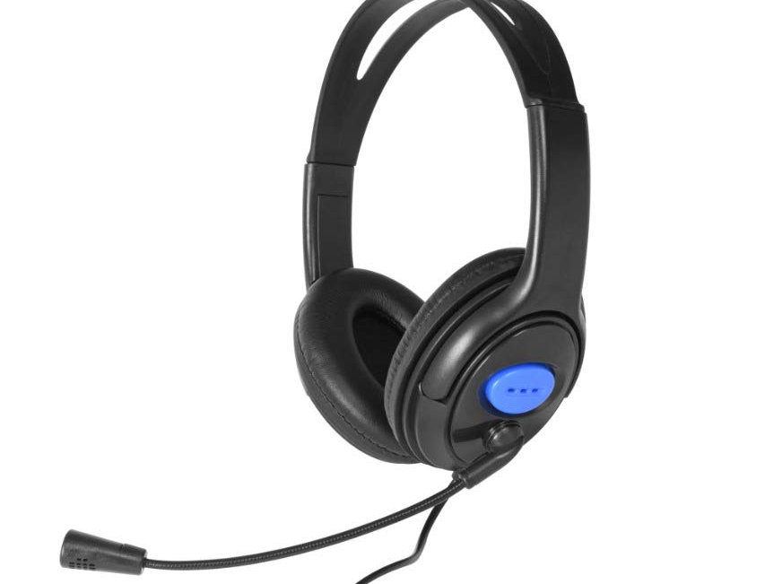 STEREO HEADSET - MODEL NO - LWS 004
