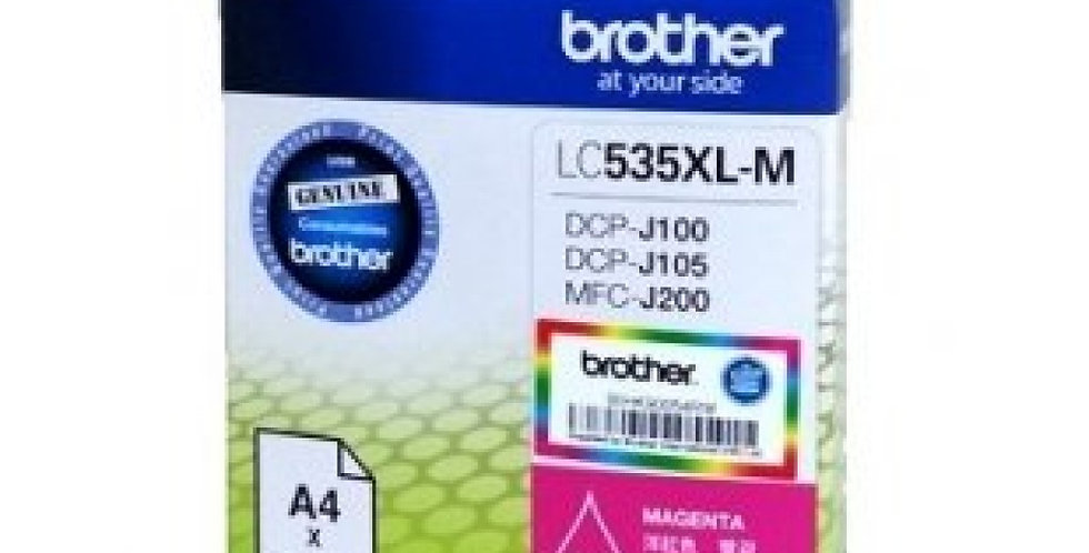 BROTHER  LC535XLM- Ink Cartridge