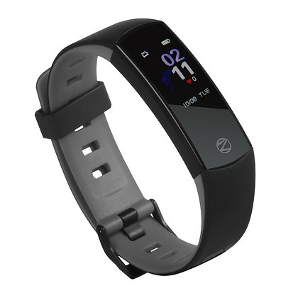 ZEB FIT - SMART FITNESS BAND(FIT550CH)Black
