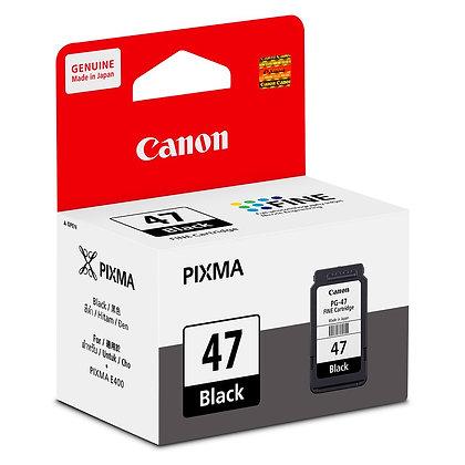 CANON PG- 47(BLACK)