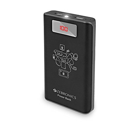 A-124 - ZebMG15000 D MobileBattery Charger