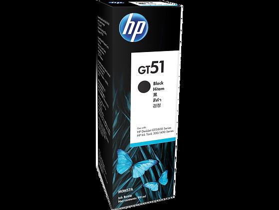 HP GT51 Black Original Ink Bottle