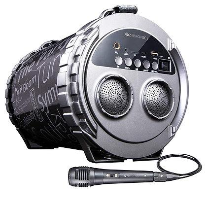spk - zebronics portable bluetooth speakerBazooka, MRP-1699