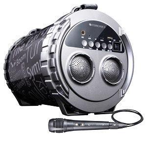 SPK- Zebronics poratblebluetooth SPK(SUPER BAZOOKA),MRP- 3999