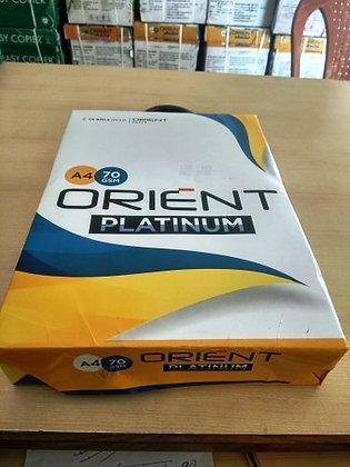 Orient Platinum - A4, 70 GSM