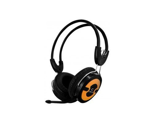 Headset circle Concerto 202Headset (Orenge)With Mic