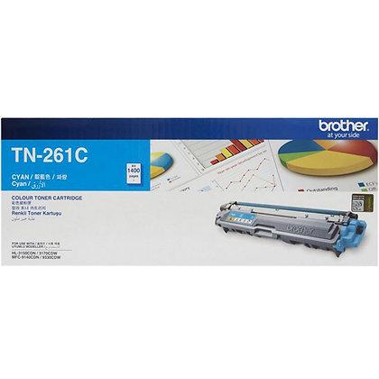 BROTHER  TN 261C Toner Cartridge