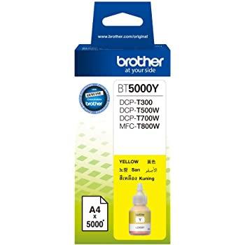 BROTHER BT5000Y- Ink Bottle